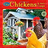 City Chickens & their Coops 2014 Wall Calendar