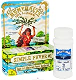 Humphrey's Homeopathic Remedy Simple Fevers-#1 -- 135 Pellets