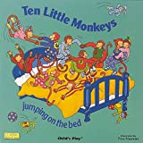 Ten Little Monkeys-Board Book