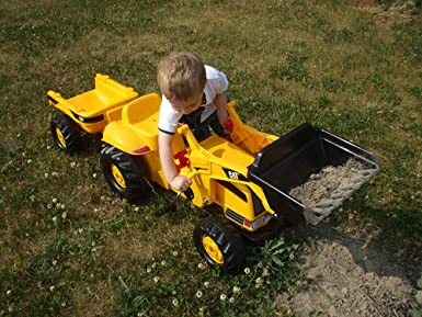 Kettler Cat Kid Tractor
