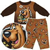 Scooby Doo Snack Attack Pajamas for Infant and Toddler Boys
