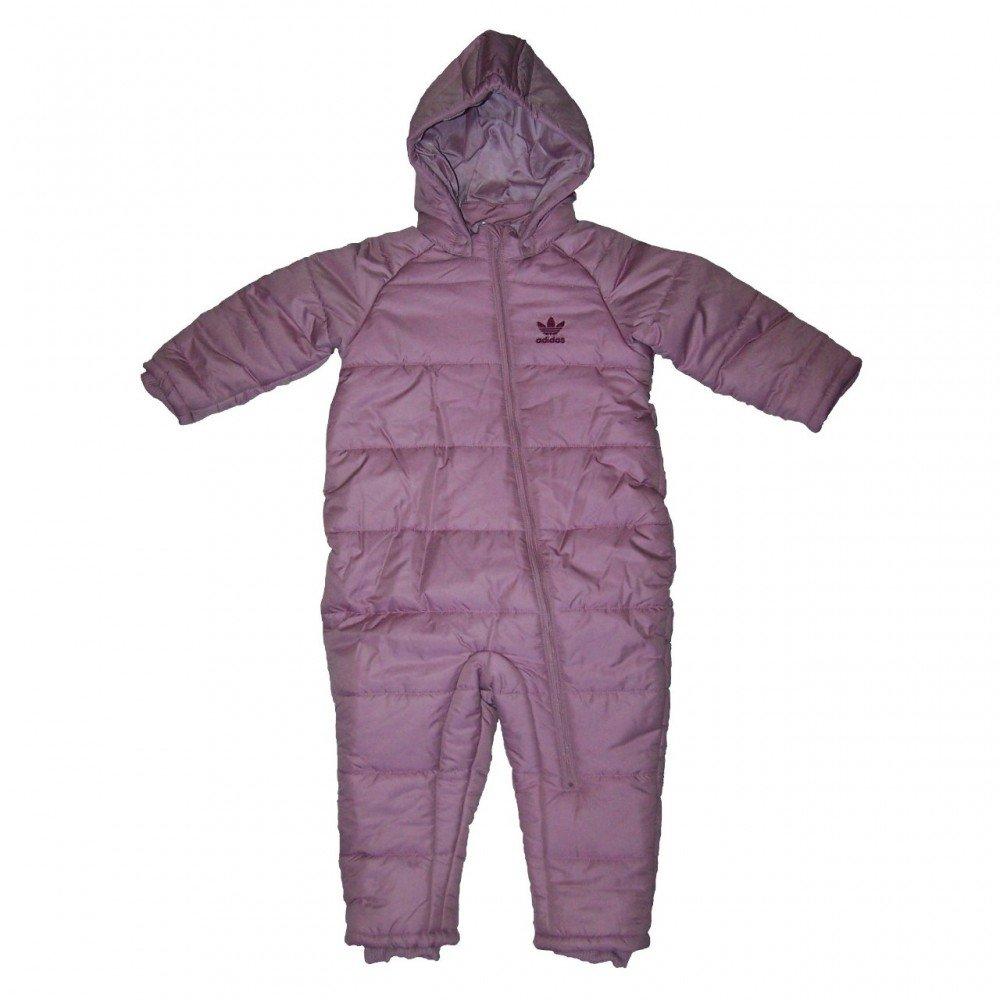 adidas Originals Baby Schneeanzug / Schneeoverall O58873 Pink günstig