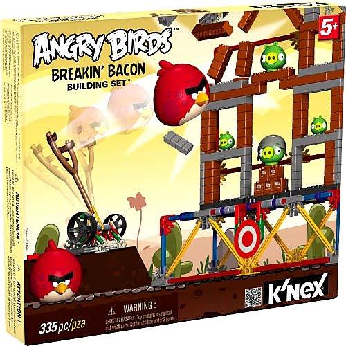 Imagen de K'NEX Angry Birds Set de construcción - Bacon Breakin '