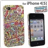 ウォーリーを探せ iPhone4/4S ケース オカシ