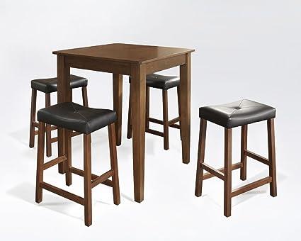 Crosley Furniture Classic Cherry Dining Set
