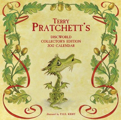 Terry Pratchett's Discworld Collectors' Edition Calendar 2012