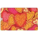 Design Worlds Design Credit Card 16 GB Pen Drive Multicolor - B01GL291AA