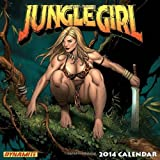 Jungle Girl 2014 Wall Calendar (1606904051) by Cho, Frank