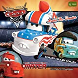 Disney Cars 2011 Large Mini Calendar