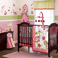 Once Upon a Pond 6 Piece Baby Crib Bedding Set by Cocalo