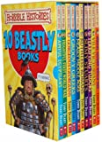 Horrible Histories Collection 10 Beastly Books Box Set