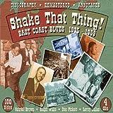 echange, troc Compilation, Gabriel Brown - Shake That Thing ! : East Coast Blues (1935-1953)