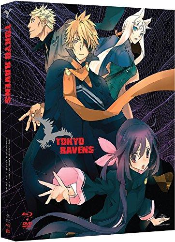 Tokyo Ravens: Season 1, Part 2 (Blu-ray/DVD Combo)