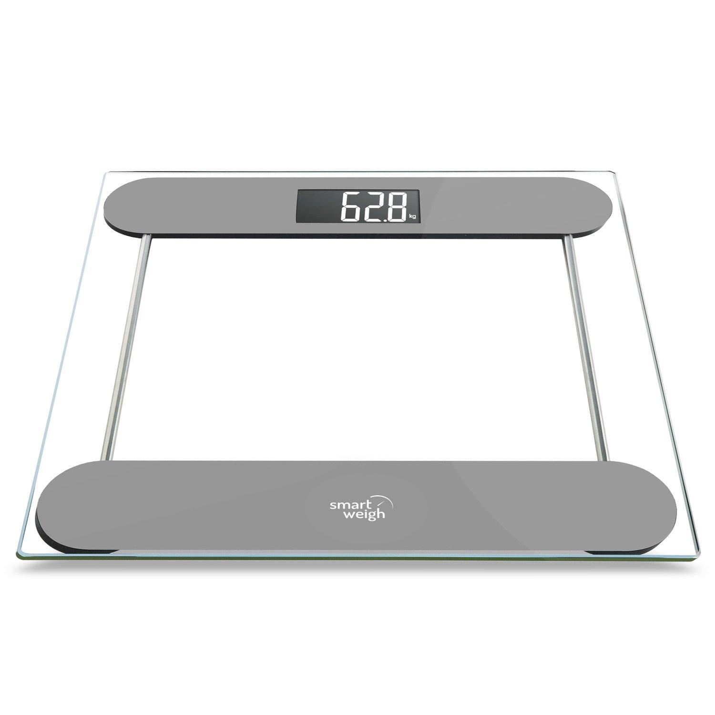 Smart Weigh DVS150 Precision Digital Vanity Bathroom Scale