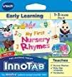 My First Nursery Rhymes Tablet
