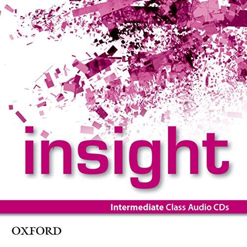 Insight Intermediate: Class Audio CD