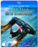 Star Trek - Into The Darkness [Combo Bluray 3D + Bluray + DVD]