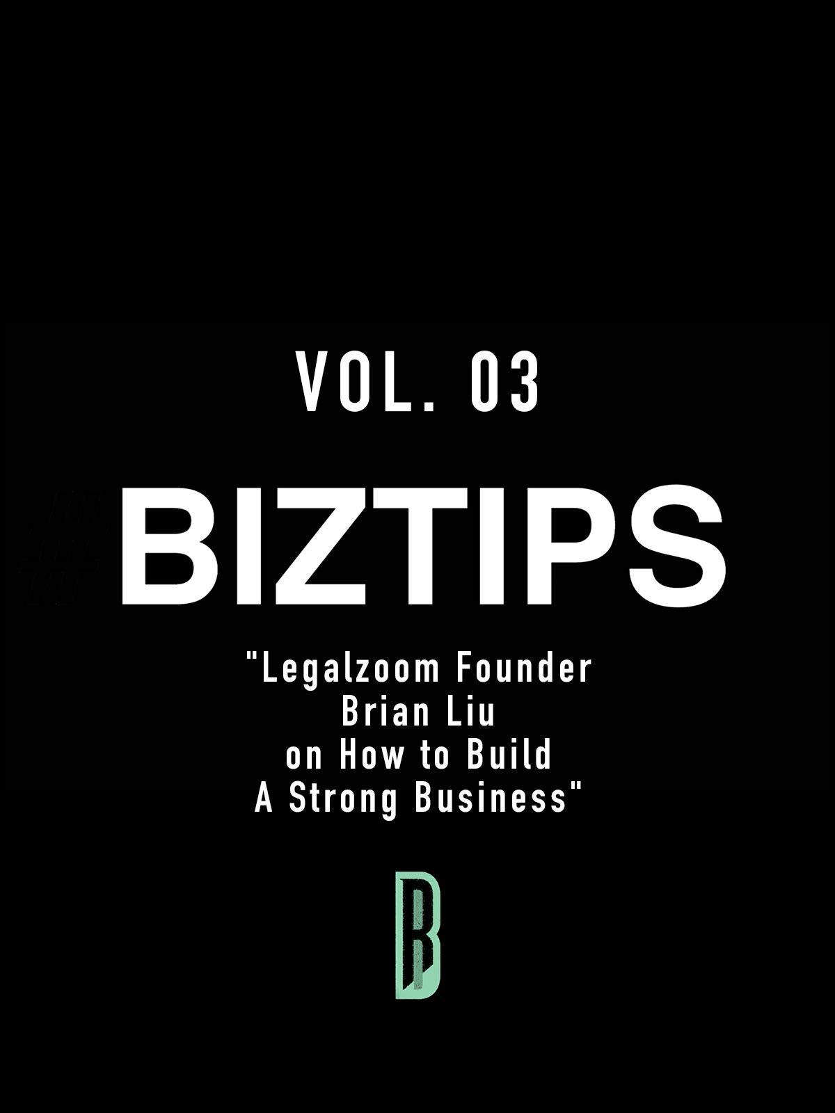 BizTips Vol. 03