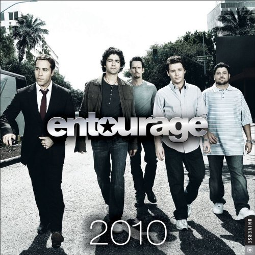 Entourage 2010 Wall Calendar