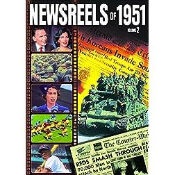 Newsreels of 1951, Volume 2