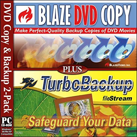 Blaze Dvd Copy / Turbo Backup