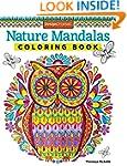 Nature Mandalas Coloring Book (Design...
