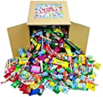 Assorted Candy Party Mix, 6x6x6 Bulk...