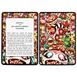 Diabloskinz Vinyl Adhesive Skin Decal Sticker for Amazon Kindle Paperwhite - Whimsical Wonderland
