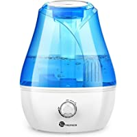 TaoTronics Cool Mist 120V US Plug Ultrasonic Air Humidifier