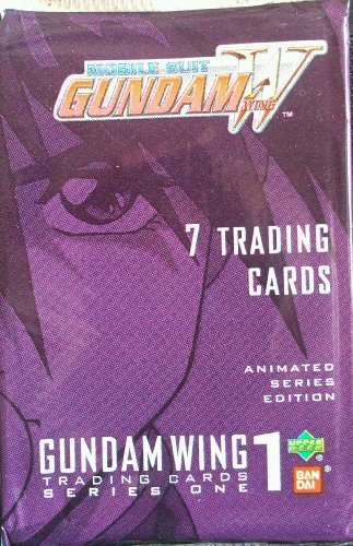 Gundam Wing 1 - Series 1 Trading Cards