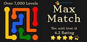 Max Match Dot Number Pipe Line from Tiltan Games