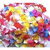 【Rapid Ship】フラワーシャワー 造花 花びら たっぷり 結婚式 ウェディング パーティー イベント (20色 1000枚)