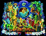 Richard Biffle (Alice in Wonderland) Art Poster Print - 30x24