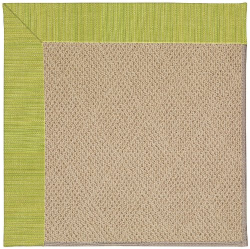 """2'6"""" X 10' Runner Made-To-Order Oscar Isberian Rugs Rug Pea Pod Color Machine Made Usa """"Zoe Collection"""" Cane Wicker Design front-505679"""