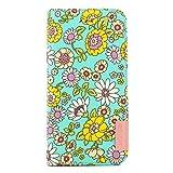 【日本正規代理店品】 Araree BLOSSOM DIARY for iPhone6 Plus (Mint) I6P06-14D393-12