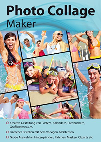 Photo Collage Maker - Gestaltung von Etiketten, Postern,...
