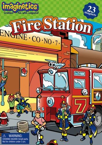 International Playthings Imaginetics Fire Station - 1