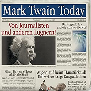 Mark Twain Today Hörbuch