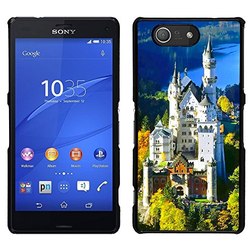 graphic4you-bavaria-germany-postcard-design-thin-slim-rigid-hard-case-cover-for-sony-xperia-z3-compa