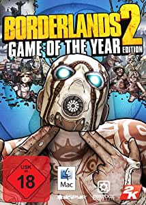 Borderlands 2 - Game of the Year Edition [Mac Steam Code]