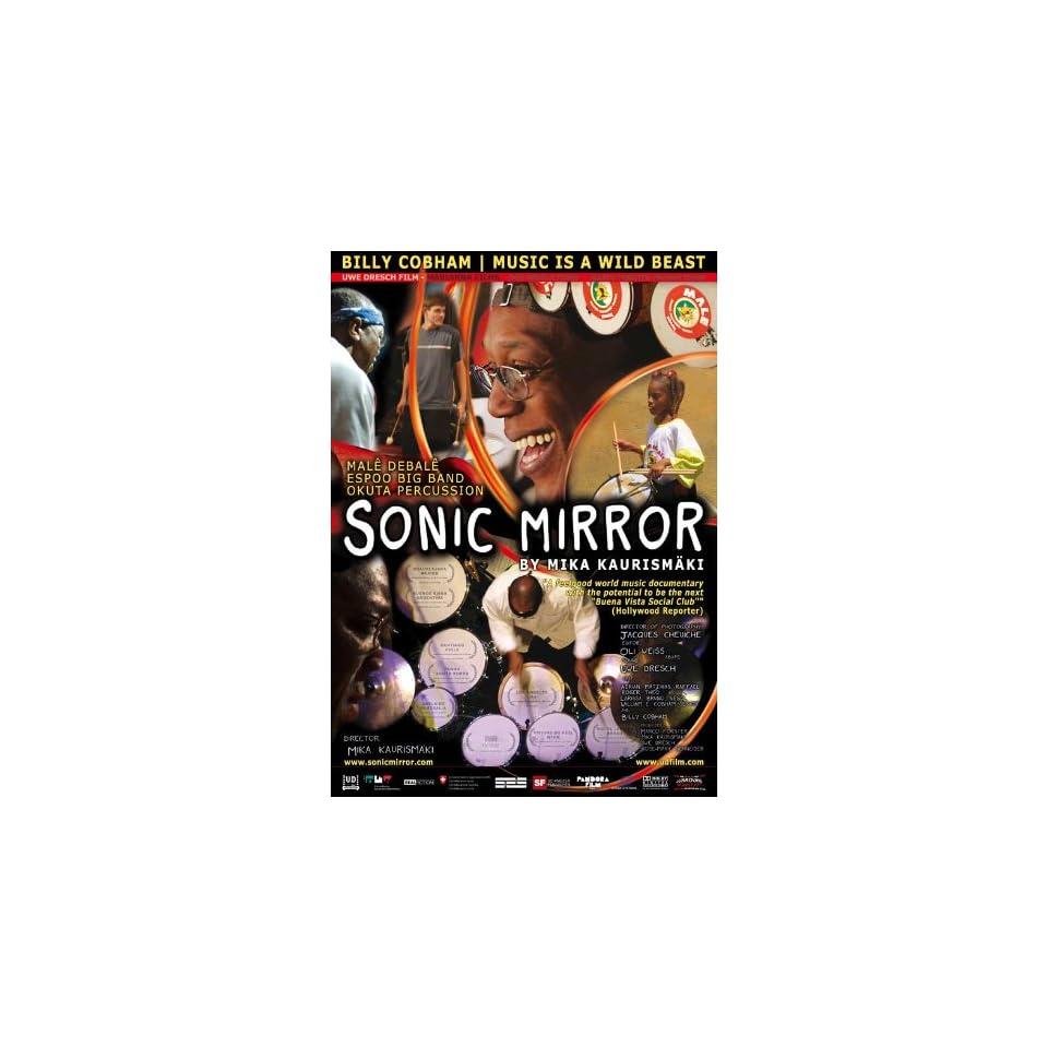 Sonic Mirror Poster German 27x40 Big Band Espoo Randy Brecker Bill Cobham