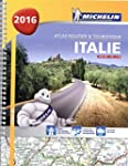Atlas Italie 2016 Michelin