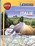Atlas Italie 2016 Michelin