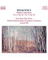 Prokofiev: Piano Concertos Nos. 2 and 5