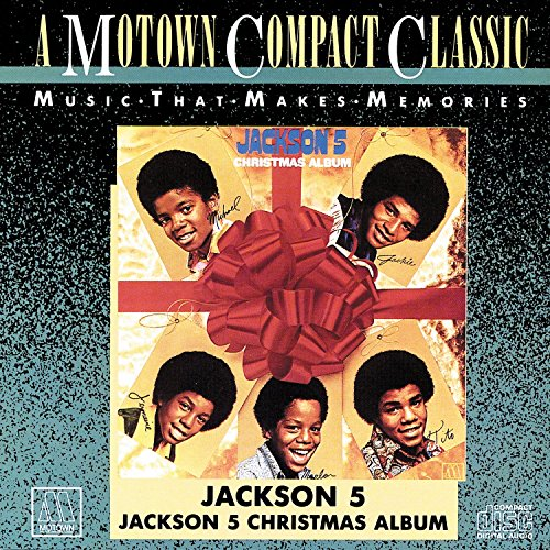 Album Art for Christmas Album by Jackson 5