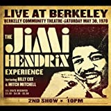 Live At Berkeley by Jimi Hendrix (2003-09-23)