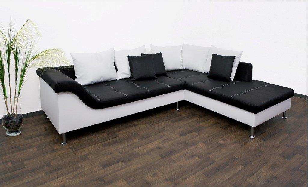 Ecksofa / Loungesofa Delta 284 cm x 215 cm Ausrichtung Ottomane rechts  Kundenbewertung und weitere Informationen