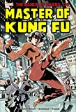 img - for Shang-Chi: Master of Kung-Fu Omnibus Vol. 1 (Marvel Omnibus: Shang-Chi Master of Kung-Fu) book / textbook / text book