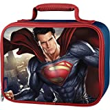 Thermos DC Comics Superman Man of Steel Soft Lunch Tote Box