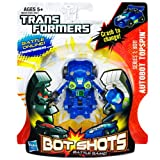 Autobot Topspin Transformers Bot Shots Battle Game Series 2 Vehicle